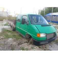 Volkswagen Transporter 2.4 (01.1992 - 12.1886)
